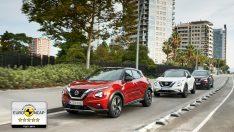 Euro NCAP'ten Yeni NISSAN JUKE'a Ödül