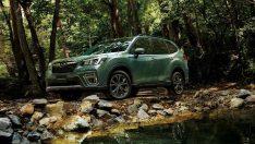 Subaru Forester X Edition ortaya çıktı