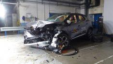 Renault Captur EuroNcap'te 5 yıldızı kaptı