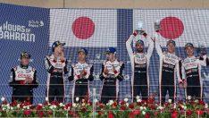 Toyota'nın Bahreyn'de Bu Sezon Üçüncü Zaferi Geldi