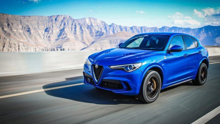 Yılın Spor Otomobili Ödülü Alfa Romeo Stelvio Quadrifoglio'ya Gitti