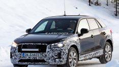 Audi Q2 kameralara yakalandı