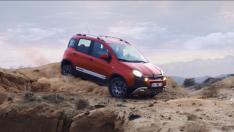 En Ulaşılabilir Dört Çeker SUV Panda Cross 4×4 Türkiye'de!