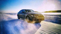 BMW i4 Seri Üretim Öncesinde Kış Testlerine Devam Ediyor