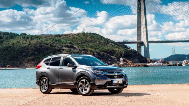 Honda'dan Civic ve CR-V modelleri için yılın son kampanyası!