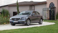 Mercedes-Benz E-Serisi, yeni 1.6 lt dizel motor seçeneği ile Ocak ayında Türkiye'de