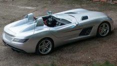 Mercedes-Benz SLR McLaren ikinci sahibini arıyor