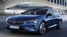 Yeni Opel Insignia ortaya çıktı