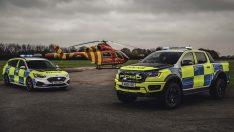 Ford Ranger Raptor ve Focus ST İngiltere Polisi için özel tasarlandı