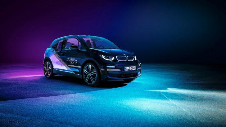 BMW Group Geleceğin Vizyonunu  Consumer Electronics Show (CES) 2020'de Sergiliyor