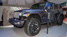 Jeep, CES 2020'de 3 Elektrikli Modelini Sergiledi!