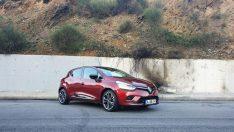 Renault Clio Dizel EDC konforu