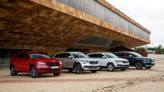 ŠKODA 2019'da 1.24 Milyon Araç Satışı Gerçekleştirdi