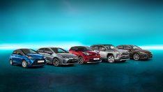 """Toyota satışları """"Hibrit"""" ile zirveye tırmanıyor"""