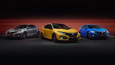 HONDA, CIVIC TYPE R AİLESİNİ SPORT LINE VE LIMITED EDITION VERSİYONLARI İLE GENİŞLETİYOR