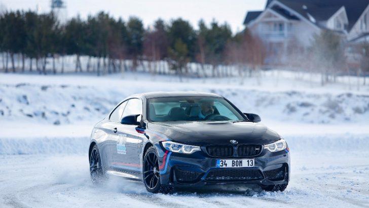 Borusan Otomotiv Motorsport Çıldır Gölü ve Sarıkamış'ta Kar ve Buz Sürüş Etkinliği Düzenledi