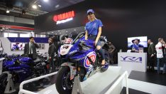 YAMAHA YENİ MODELLERİ İLE MOTOBIKE 2020 FUARI'NIN YILDIZI OLDU