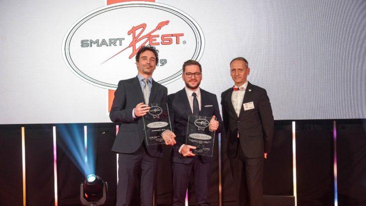ŠKODA'nın Dijital Asistanı Laura SMARTBEST 2019 Ödülü'nü Aldı