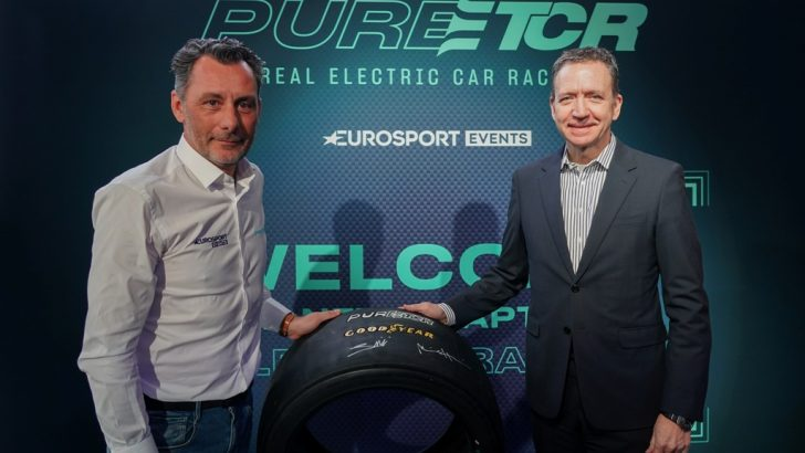 Goodyear, Pure ETCR'nin resmi lastik tedarikçisi oldu