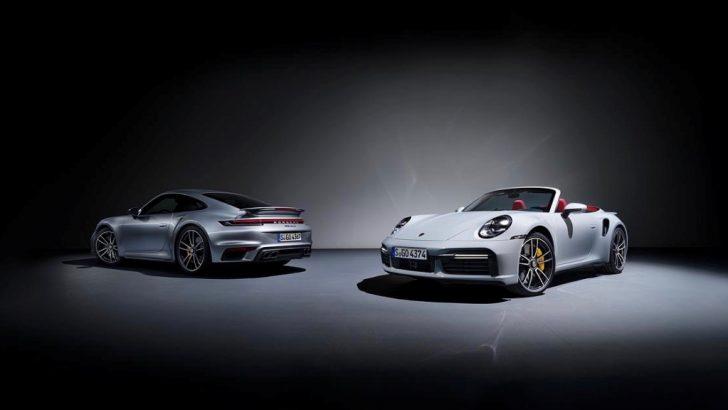 Tamamen 911, tamamen Turbo, tamamen yeni: Porsche 911 Turbo S