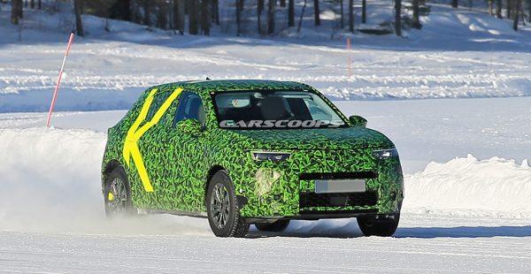 Opel Mokka X elektrikli olacak