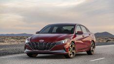 Tasarım Harikası Hyundai Yeni Elantra Tanıtıldı