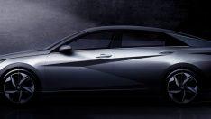 """Hyundai Elantra """"Parametrik Dinamik"""" Bir Tasarımla Geliyor."""