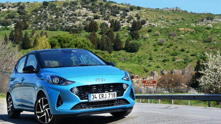 """""""Büyük Oyna"""" Diyen Hyundai Yeni i10 Türkiye'de Satışa Sunuldu"""