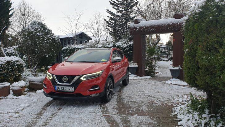 Nissan Qashqai Daha Güçlü Geldi