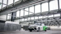 Toyota Mirai, CleverShuttle Filosuyla  5 milyon Kilometrelik Yol Kat Etti