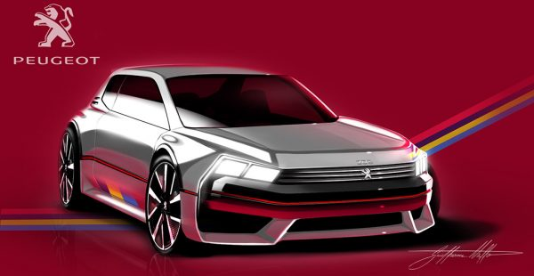 Elektrikli Peugeot 208 GTi geliyor