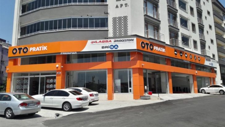 Brisa, Otopratik Mağazalarında Sunduğu Ücretsiz Araç Dezenfeksiyon Hizmeti ile COVID-19'a Karşı Önlem Alıyor