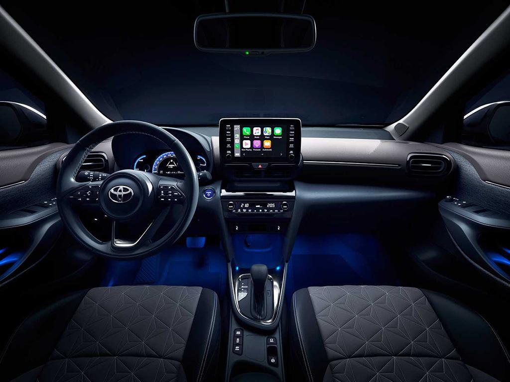 Bu görsel boş bir alt niteliğe sahip; dosya adı 2021-Toyota-Yaris-Cross-13.jpg