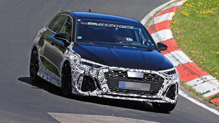 2021 Audi RS3 Sportback Mega Hatchback'lerin yeni kralı olmak istiyor
