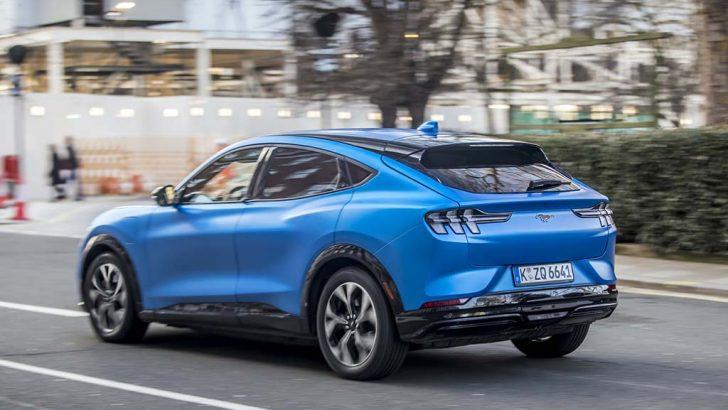 2021 Ford Mustang Mach-E daha güçlü olacak