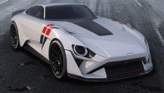 2022 Nissan 480Z geçmişi geleceğe getiriyor