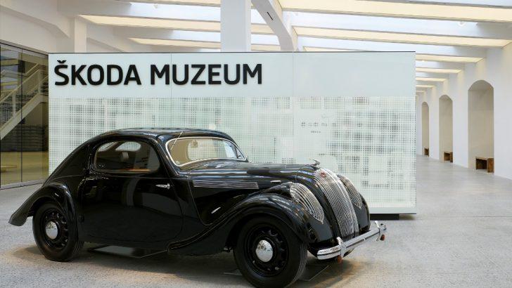 ŠKODA Müzesi'nde 125 yıllık Marka Tarihi Sanal Tur ile Ziyaretçilerini Bekliyor
