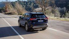Toyota RAV4 Güvenlik Testlerinde Zirvede Yer Aldı