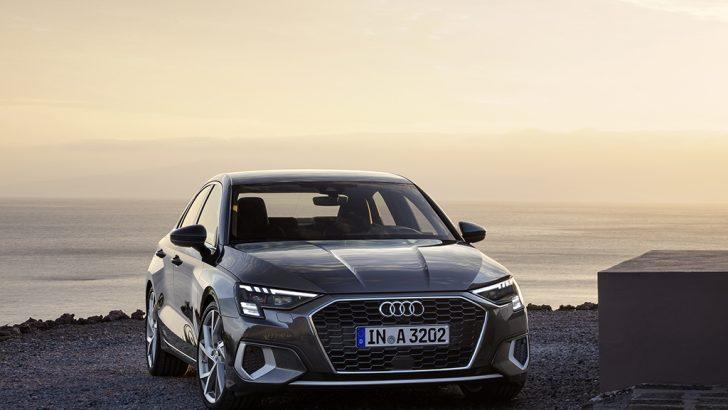 Yeni Audi A3 sedan karşınızda