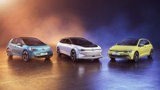 Automotive Brand Contest 2020'ye Volkswagen ID.3 damga vurdu