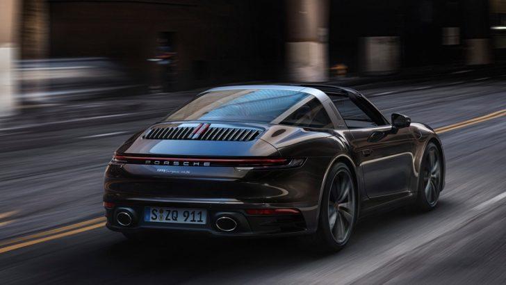 Zarif, gösterişli ve benzersiz: Yeni Porsche 911 Targa