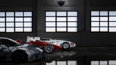 Maserati, Efsane Pilot Sir Stirling Moss'u Benzersiz MC20 Prototipiyle Anıyor!