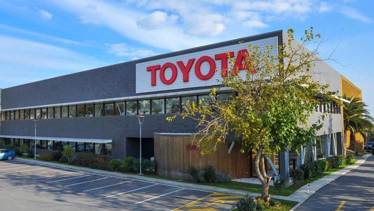 Toyota normalleşme yolunda ilk adımı attı