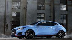 Hyundai'nin Yeni Sporcuları; Veloster N & Veloster ETCR