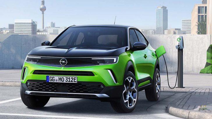 Yeni Opel Mokka karşınızda