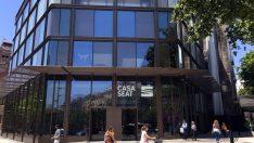 Seat'ın Barselona'da ki kalbi; CASA SEAT