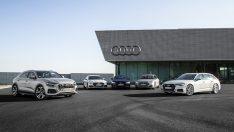 Aradığınız Audi parmaklarınızın ucunda