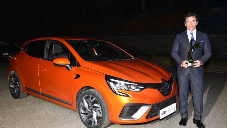 Yeni Renault Clio Türkiye'de yılın otomobili seçildi!