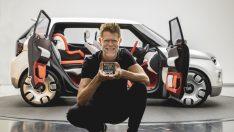 "Fiat Concept Centoventi, Car Design News tarafından ""2019'un En İyi Konsept Otomobili"" seçildi!"