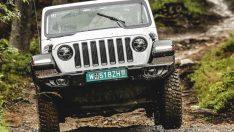 Jeep Wrangler Almanya'da en iyi arazi aracı ve SUV seçildi!